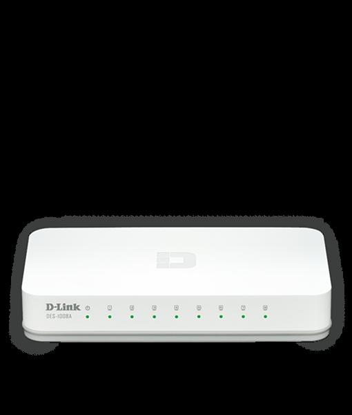 16Port RJ45 10//100Mbps Fast LAN Ethernet Network Switch HUB Desktop Mini Adapter
