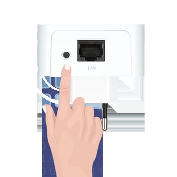 DHP-600AV Plug and Play