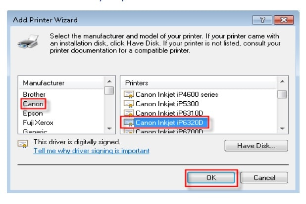 How to Install a Printer on the DNS-320 Thailand