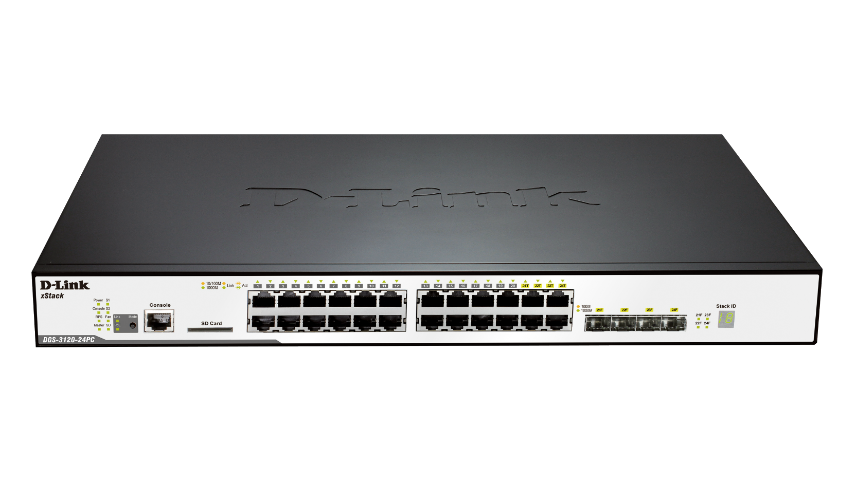 24 Port Layer 2 3 Stackable Gigabit Poe Switch Singapore