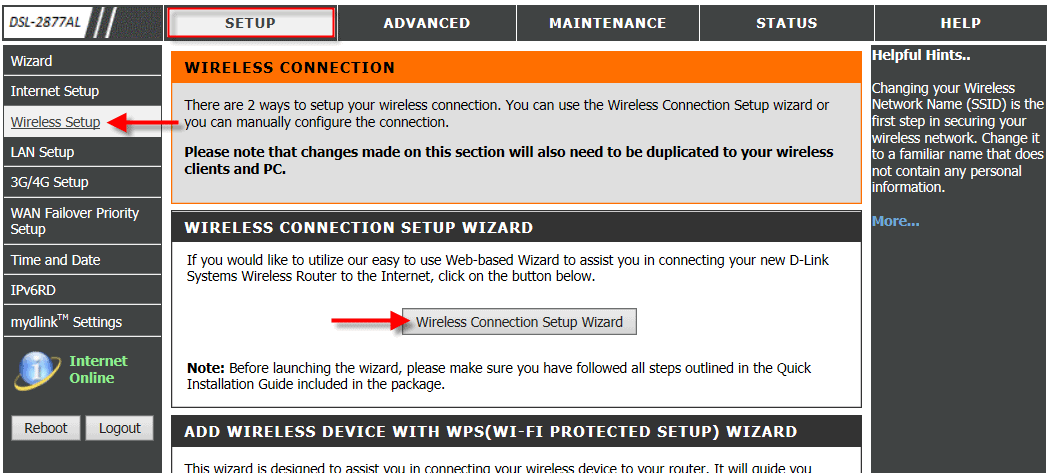 dlink wifi router configuration step by step pdf