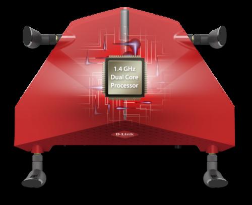 DIR-885L-Processor