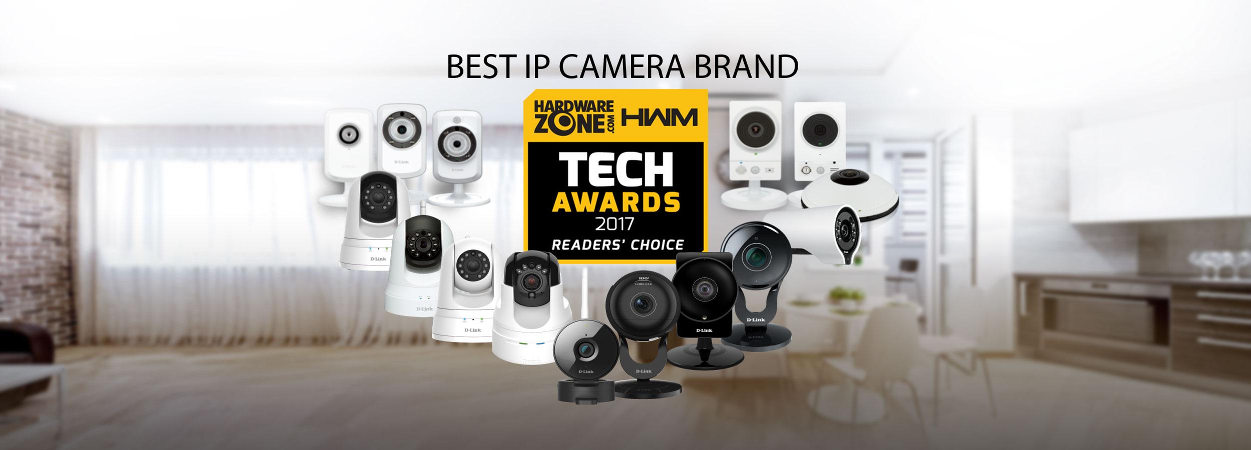 BestIPCameraAward-DLinkSingapore1